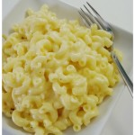 Ditch the packaged gluten free macaroni and make your own! Quick and easy recipe includes an insider tip of how to make the perfect creamy gluten free cheese sauce.