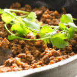 Taco Tuesdays are back with easy to make gluten free taco meat!