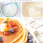 How to Make Gluten Free Pancakes