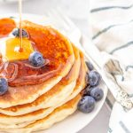 Gluten Free Pancakes - the BEST and FLUFFIEST gluten free pancake recipe!