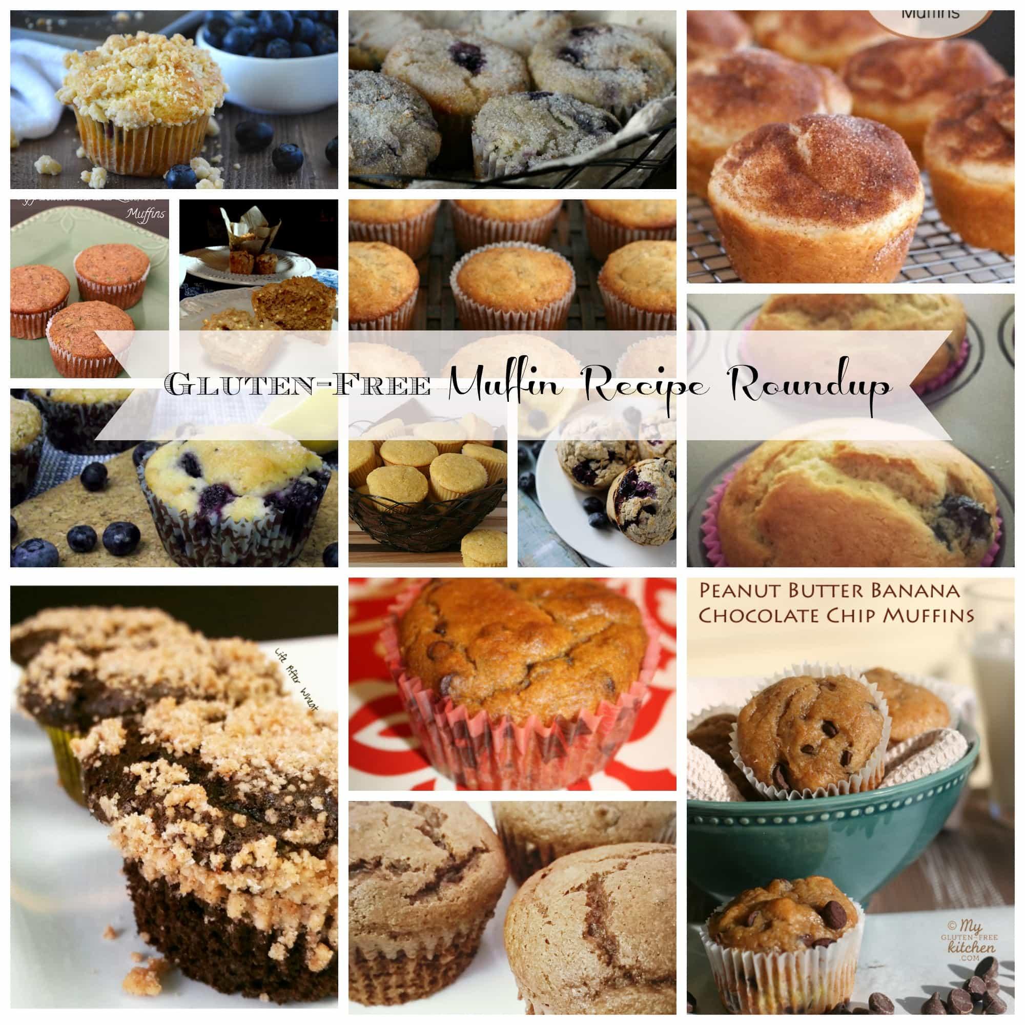 Gluten Free Muffin Roundup