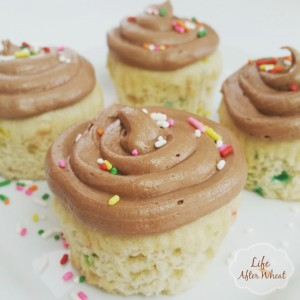 Nutella Frosting is an easy and decadent frosting that will take your cupcakes or cake to the next level!