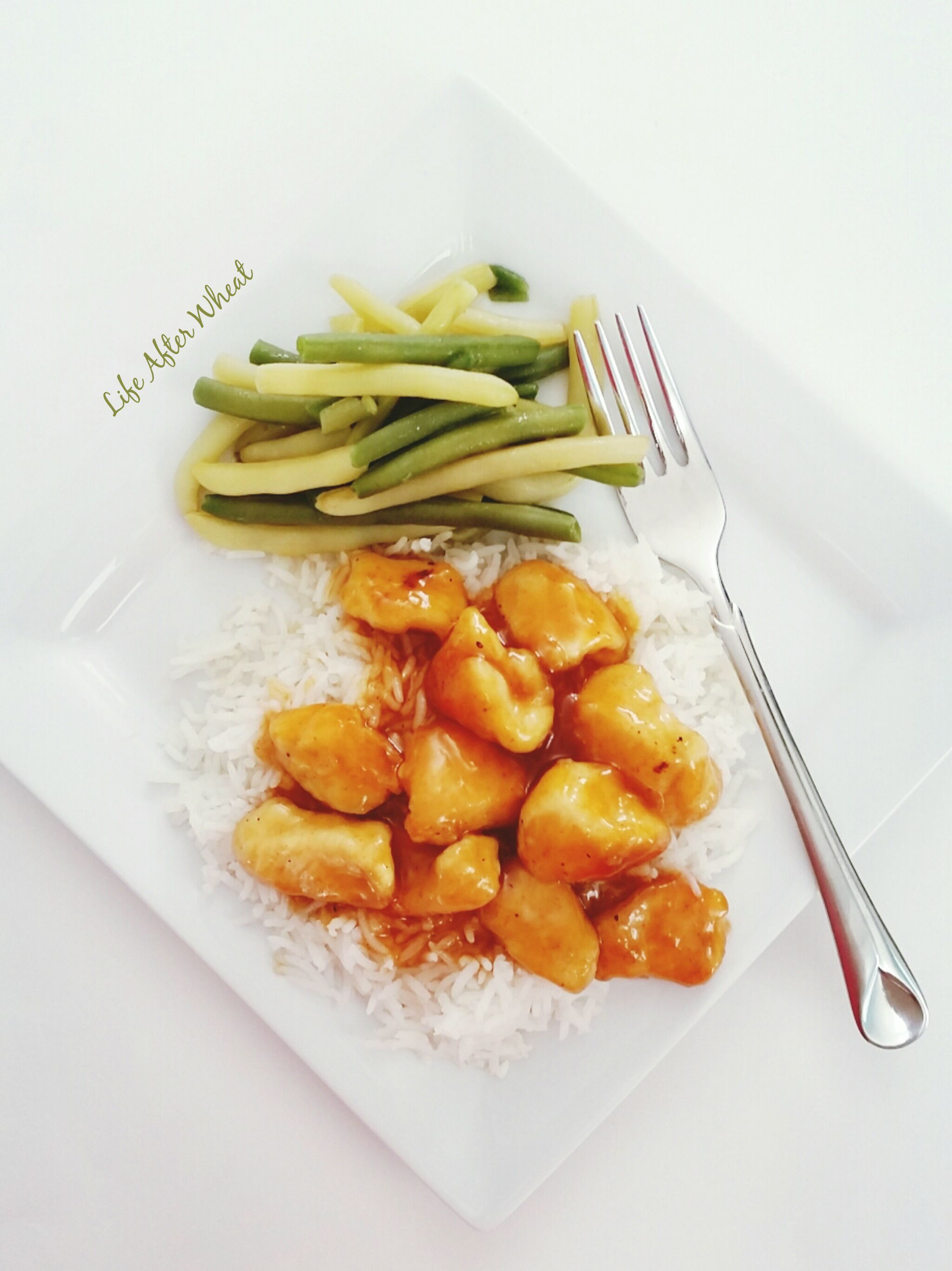 A quick and easy, one pan, gluten free sweet and sour that's better than takeout!