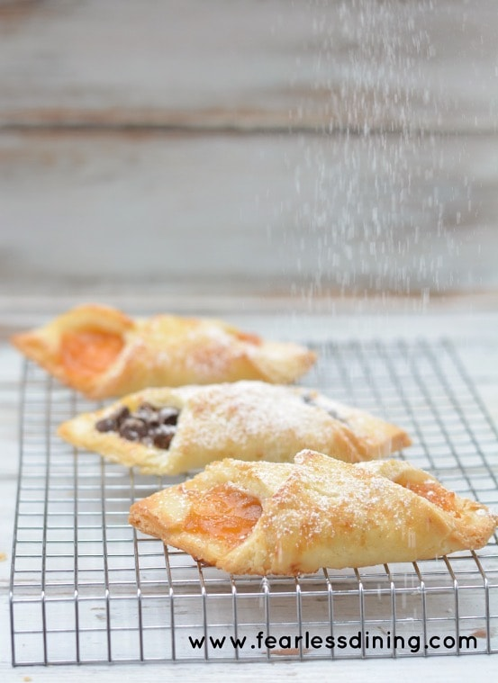 flakey-pastry-powdered by Fearless Dining