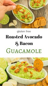 Take your guacamole up to a whole new level! Roasting the avocados brings a depth of flavor that is irresistible when paired with smokey bacon. No need to worry about what to do with the leftovers-there won't be any!