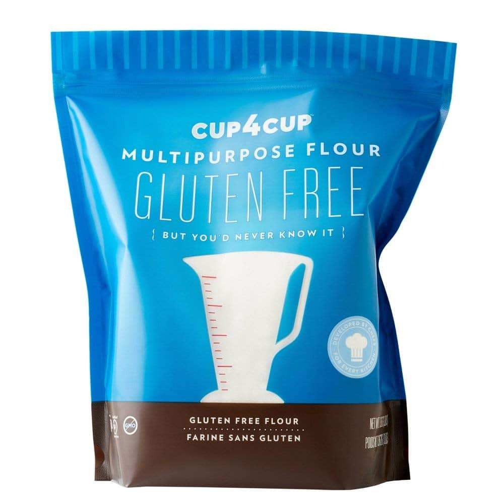 Cup4Cup Gluten Free Flour makes THE BEST gluten free biscuits! Here's a list of the best recipes to make with Cup4Cup flour.