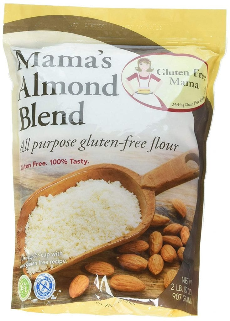 Gluten Free Mama's Almond Blend is a great all-purpose gf flour. Here's a list of recipes that work great with this flour!