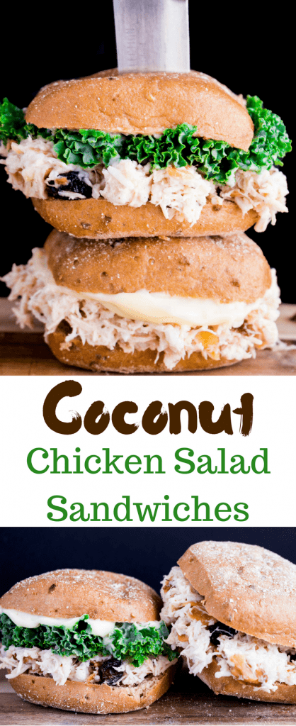 You'll love this chicken salad makeover!