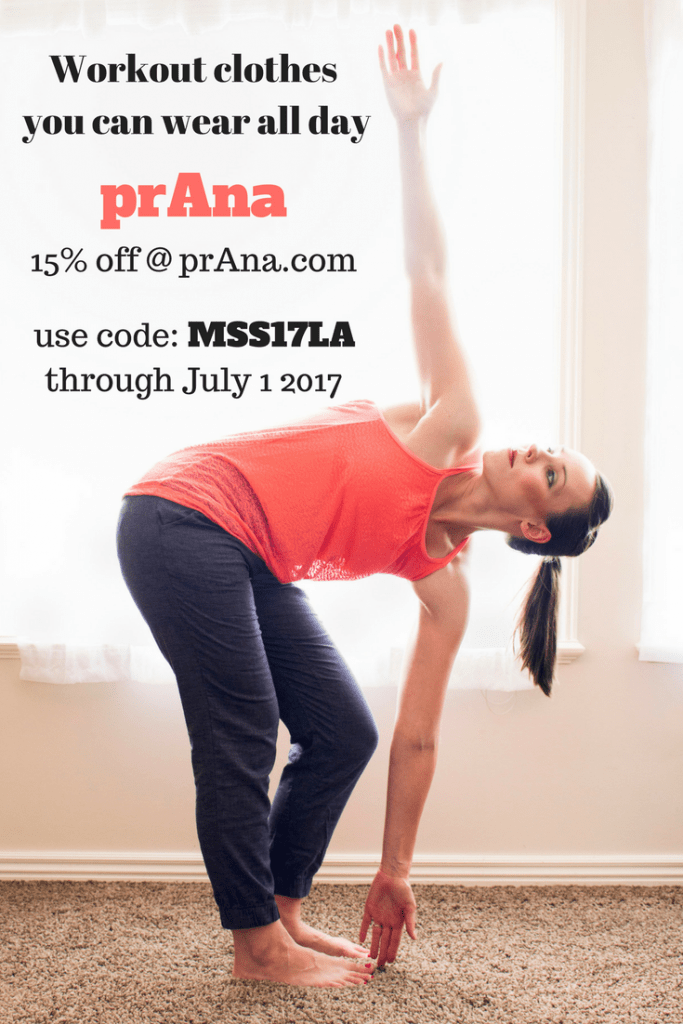 prAna features a comfortable, practical, and sustainable clothing line. Get 15% off at prAna.com through July 1 2017 with code MSS17LA