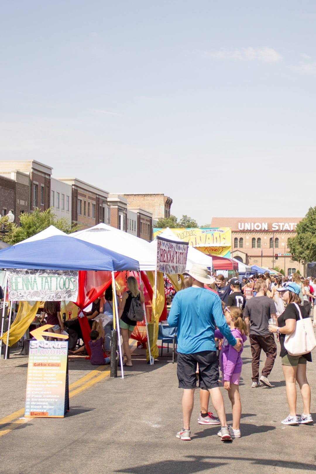 Ogden Farmer's Market on Historic 25th Street