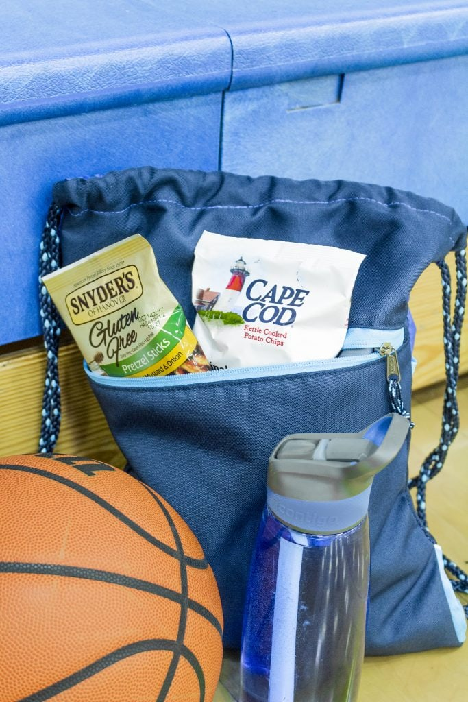 Healthier sports snacks are here! Check out the new, healthy, non-GMO, nut free, and gluten free varieities from Snyder's-Lance!
