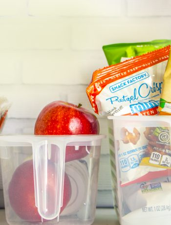 Make it easy for your kids to pack their own allergy-friendly lunch boxes!