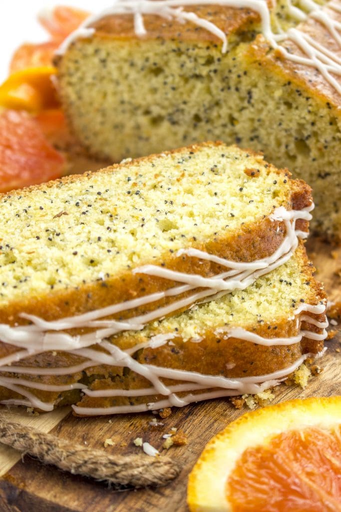 Gluten Free Poppyseed Bread