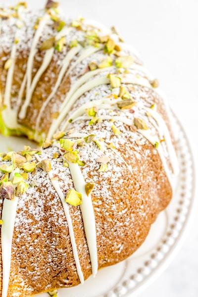 Gluten Free Pistachio Cake