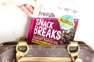 Gluten Free Snacks - Free2b Dairy Free Chocolate