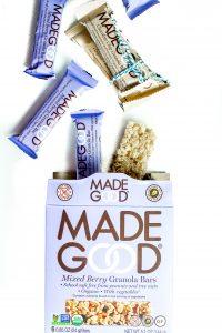 Made Good Foods Granola Bars