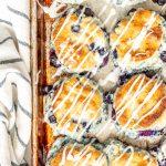 Gluten Free Blueberry Biscuits