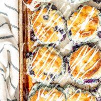 Blueberry Biscuits {gluten free}