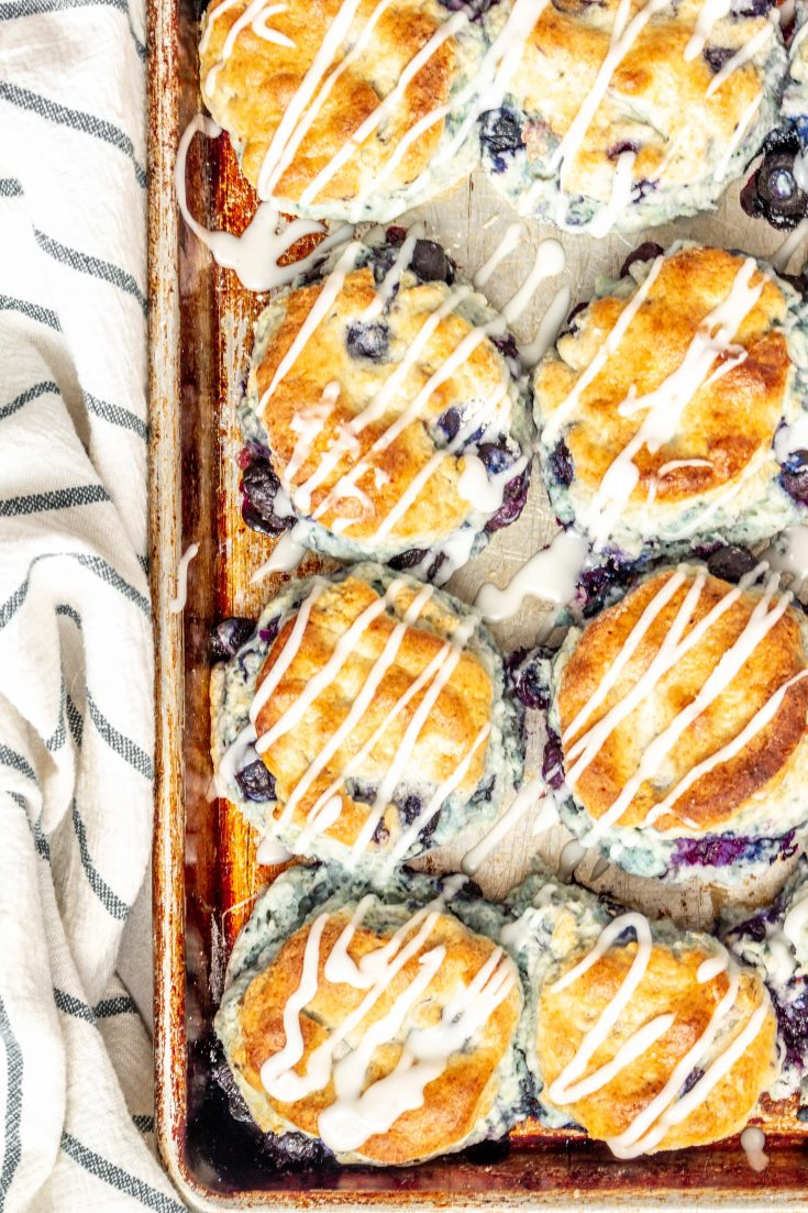 GLUTEN FREE BLUEBERRY BISCUITS DAIRY FREE OPTION LIFE AFTER WHEAT