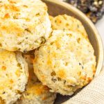 Green Chile Biscuits