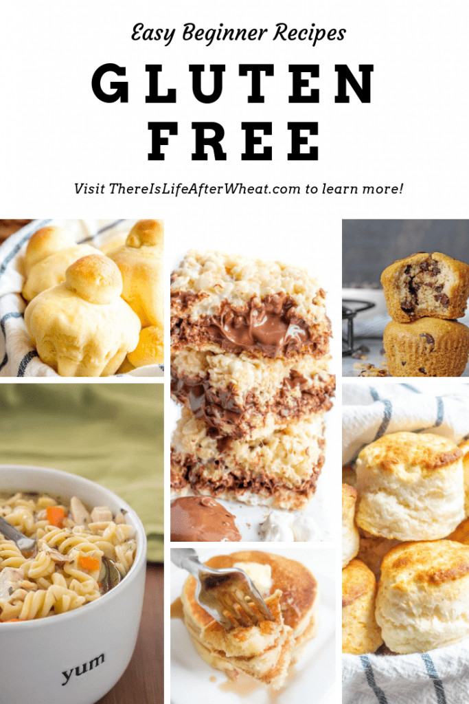 The BEST gluten free recipes! Easy, no-fail recipes perfect for beginners. #glutenfree #glutenfreerecipes #LifeAfterWheat