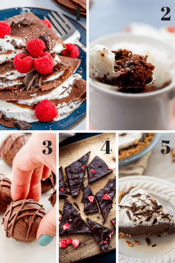 The BEST gluten free CHOCOLATE recipes! Easy, no-fail recipes perfect for beginners. #chocolate #glutenfreechocolate #glutenfreerecipes #LifeAfterWheat