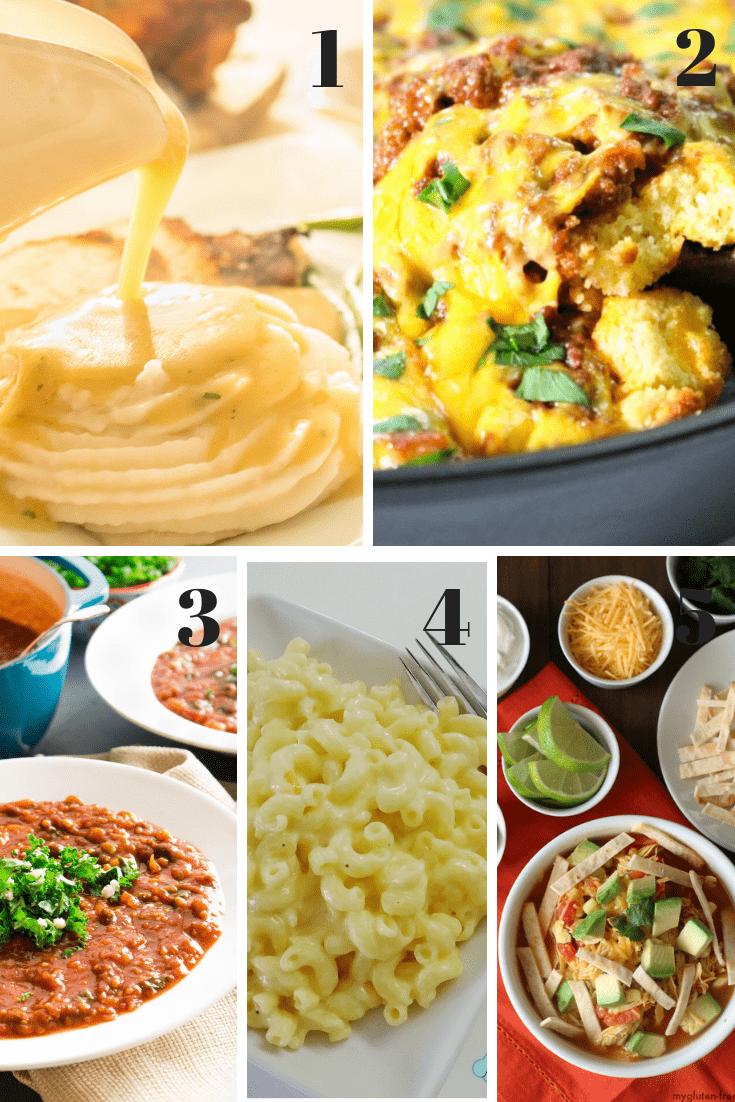 GLUTEN FREE RECIPES: All The Best No-Fail Recipes! Life