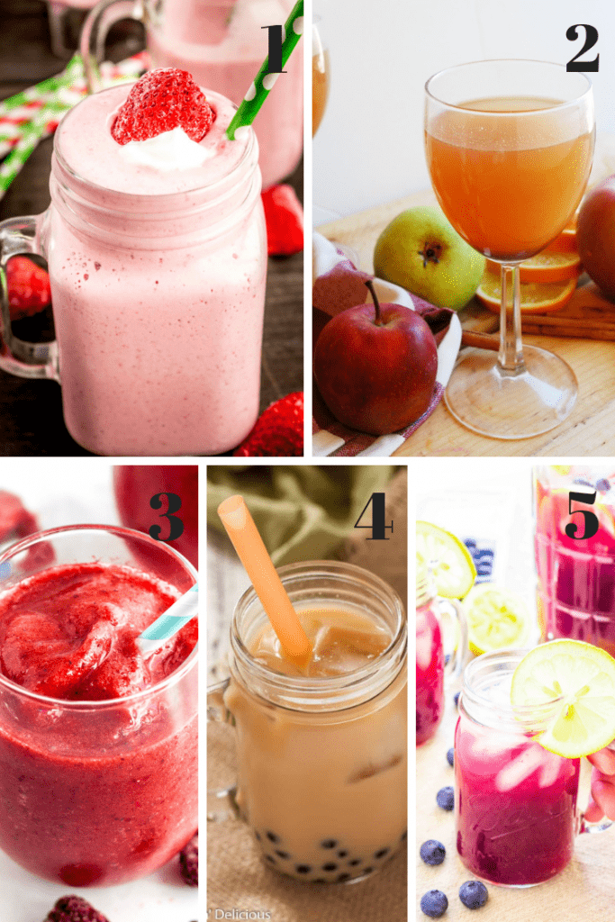 The BEST gluten free drink recipes! Easy, no-fail recipes perfect for beginners. #glutenfree #drinks #glutenfreerecipes #LifeAfterWheat