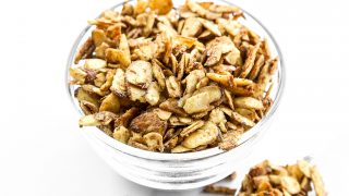 Cardamom Spiced Almonds