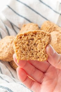 Flaxseed muffins are a tasty way to add flaxseed into your diet! Packed with wholesome ingredients, flaxseed muffins are a recipe the whole family will enjoy. This recipe is gluten free, dairy free, vegetarian, and DELICIOUS.