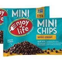 Enjoy Life Semi-sweet Chocolate Mini Chips Pck of 2 (Packaging may vary)