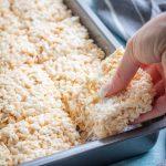 Easy Rice Krispie Treats // easy dessert // rice krispie treats #dessert #easydessert #glutenfree