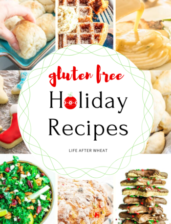 Gluten Free Holidays recipe roundup