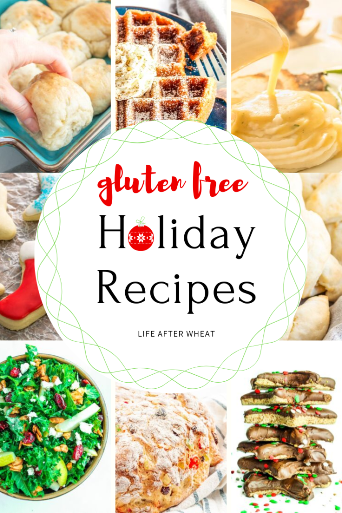 Gluten Free Holidays recipe roundup
