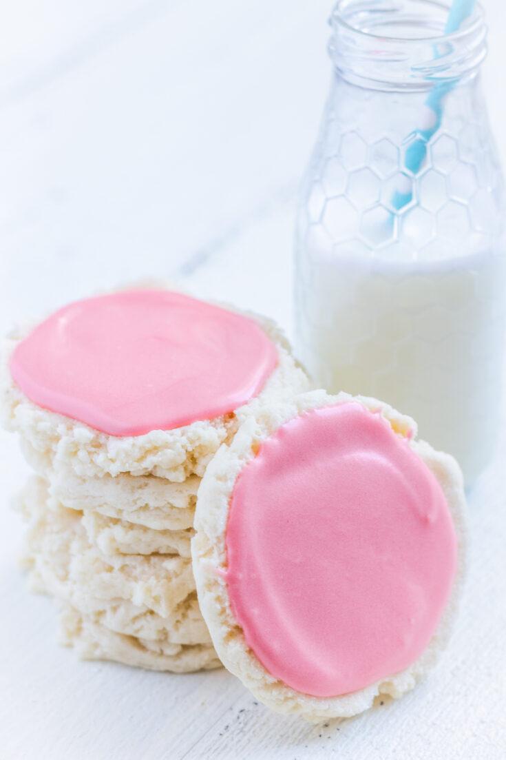 Swig Cookies Copycat Recipe {gluten free}
