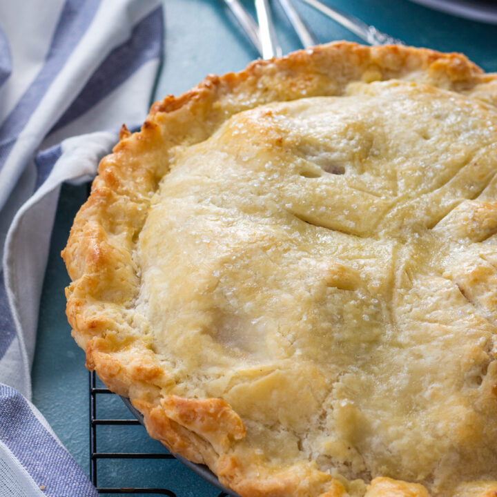 Tender Flaky Fail Proof Gluten Free Pie Crust Life After Wheat