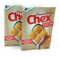 General Mills Peanut Butter Chex Cereal 12.2, Pack of 2