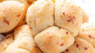 Gluten Free Cloverleaf Rolls