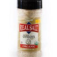 REDMOND REAL SALT Organic Onion Salt